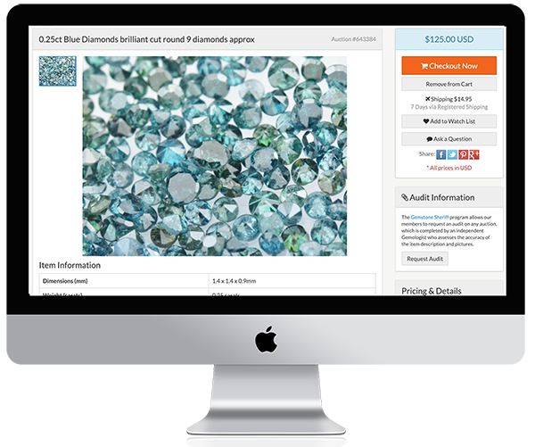 Opal Auctions Marketplace