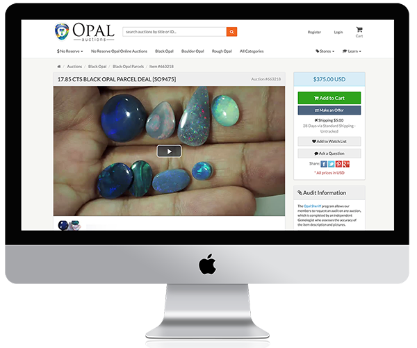 Opal Auctions Case Study